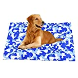 Best Soft Cooler Camos - NWYJR Cooling Cool Gel Mat Heat Relief Non-Toxic Review