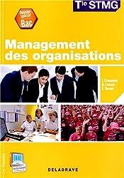 Management des organisations Tle STMG