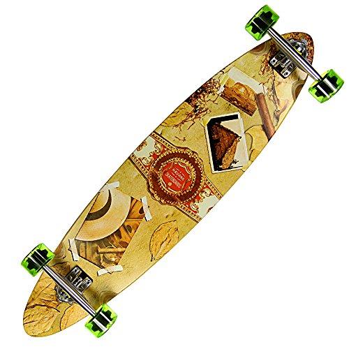Havana Pintail 'Stogie' Longboard