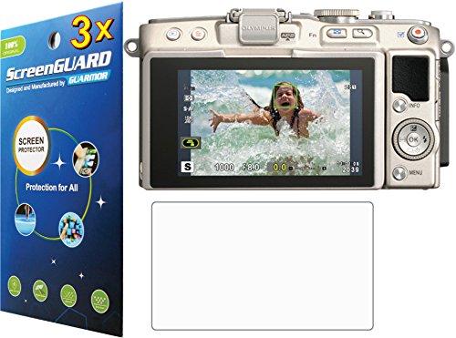 3x Olympus PEN E? PL5PL6(Pen Lite) Digital Kamera Premium HD Clear LCD displayschutzfolie Guard Cover Lcd-hood Kit