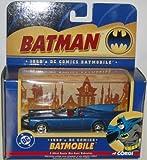 1960s DC Comics BATMOBILE 1:43 Scale Die-Cast Vehicle CORGI 2004 Batman Collectibles