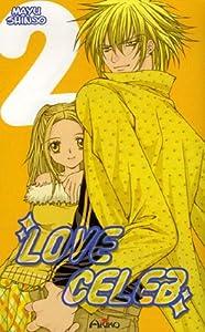 Love Celeb Edition simple Tome 2