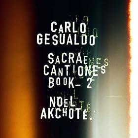 Sacrae Cantiones: Ne derelinquas me, Book No. 2-XV