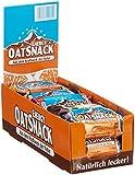 Energy OatSnack, natürliche Riegel - von Hand gemacht, Mix Box Vegetarisch (geeignet für Veganer), 3 x 70 g und 12 x 65 g (Insgesamt 15 Riegel)
