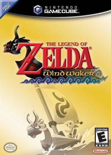 The legend of zelda the Wind waker - GameCube - US