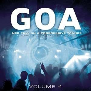 Various - Goa - Neo Full On & Progressive Trance Volume 4