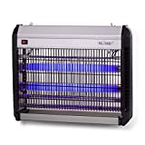 edi-tronic UV Insektenvernichter 20W Insektenkiller Insekten Lampe Insektenlampe Insektenfalle