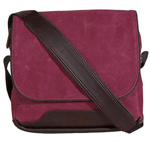 Quer Quershoulder Q6, Borsa a spalla donna 788 wine red 788 wine red