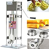 BAOSHISHAN Machine pour Churros 5L Churros machine à pain Commercial Outil Professionnel de machine à Churros de cuisine cuisson Pâtisserie CE