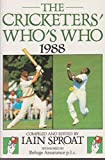 Cricketers' Who's Who 1988