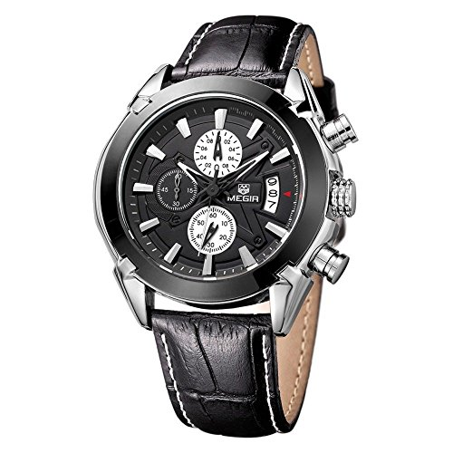 vear-herren-leder-auto-datum-chronograph-quarz-sport-drvear-armbanduhr-schwarz-einheitsgrosse-schwar