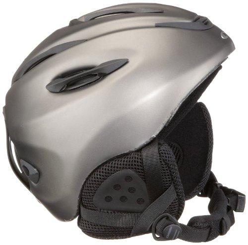 CARRERA casco da sci unisex Air Matic 2,9, dark grey matte, 51-54 centimetri (XXS/XS), E003412CR5154