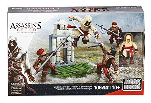 Assassin's Creed - Mega Bloks Borgia Guard Pack