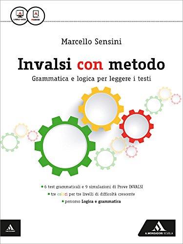INVALSI con metodo. Vol. unico. Per la Scuola media. Con e-book. Con espansione online