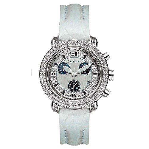 Joe Rodeo Diamante Orologio da donna - PASSION argento 0,6 CTW