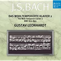 Bach:Well-Tempered Clavier 2 - Bach Well