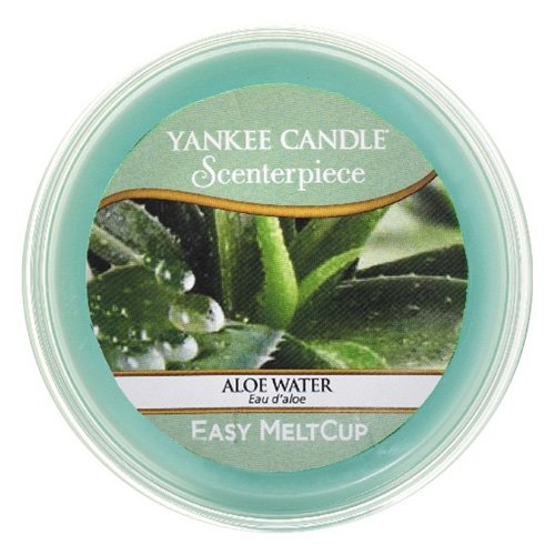 Yankee Candle duftend Wachs, Plastik, Grun, 8.4 x 7.8 x 2.7 cm (Candle Scenterpiece Yankee)