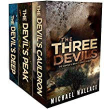The Three Devils: The Complete Devil's Deep Trilogy (English Edition)