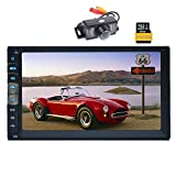 Best EinCar Camera For Cars - Double Din 7inch GPS Car Radio MP5 Player Review