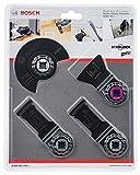 Bosch Boden-/Einbau-Set (Zubehör für GOP, 4-teilig) 2608661696