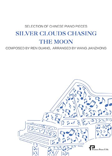 Silver Clouds Chasing the Moon (English Edition)