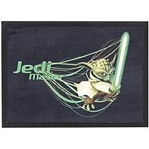 Star Wars - Felpudo Jedi Master 50 x 70 cm