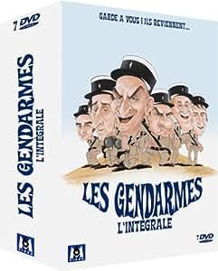 Les Gendarmes : L'intégrale - Coffret 7 DVD