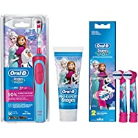 SPAR-SET: 1 Braun Oral-B Advance Kids Stages