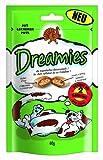 Dreamies Katzensnack mit Pute, 3er Pack (3 x 60g)