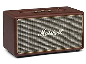 Stanmore Marshall Bluetooth Speaker System (Brown)