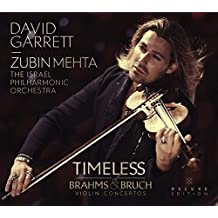 TIMELESS - Brahms & Bruch Violin Concertos (Deluxe Edition CD+DVD)