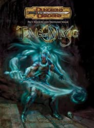 Tome of Magic: Pact, Shadow and True Name Magic (Dungeons & Dragons Supplement)