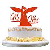 Colore: argento Kitchen Ware LLC speciale topper personalizzato font Happy diserbo torta cottura bandiere decorazioni per la festa di fidanzamento diserbo
