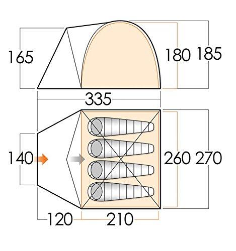 Vango-Berkeley-400-Dome-Tent-Green-4-Persons