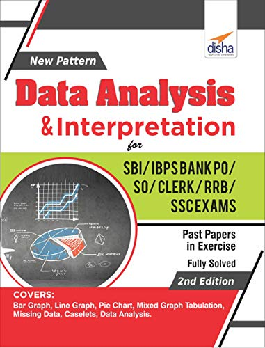 New Pattern Data Analysis & Interpretation for SBI/IBPS Bank PO/SO/Clerk/RRB/SSC Exams