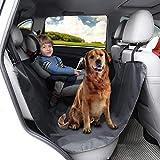 GHB Coprisedile per Cani Telo Cane Amaca per Cani Gatti Animali su Auto Universale Antiscivolo Antigraffio Impermeabile per Auto SUV ecc