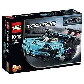 LEGO 42050 Technic Drag Racer