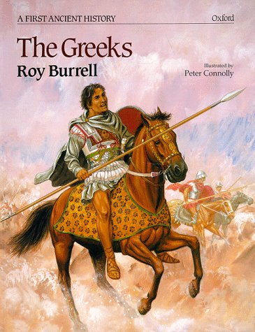 A First Ancient History: The Greeks Bk.2