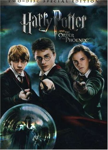 Click for larger image of Harry Potter & The Order of the Phoenix [DVD] [2007] [Region 1] [US Import] [NTSC]