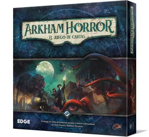 Arkham Horror - El juego de cartas (Edge Entertainment EDGAHC01)