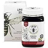 1839 Honey, Miel de manuka UMF 20+ (MGO 829+), 500g