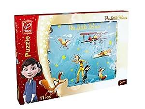 Hape - E824604 - Puzzle en Bois - le Petit Prince - 10 Pièces