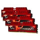 G.Skill - Memoria RAM 8 GB (4 x 2 GB) PC3-12800 DDR3 (1600 MHz, 240-pin)