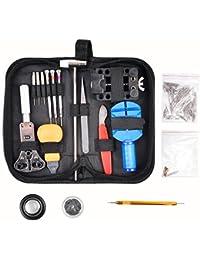 Montre Kit, Chenci 147 PCS Kits de Réparation Outils Professionnels Pour Montre