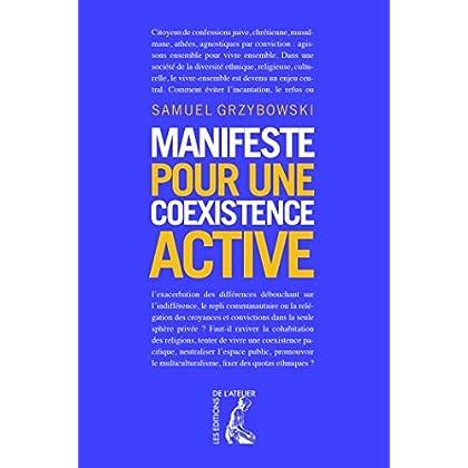 Manifeste pour une coexistence active (SOCIAL ECO H C)