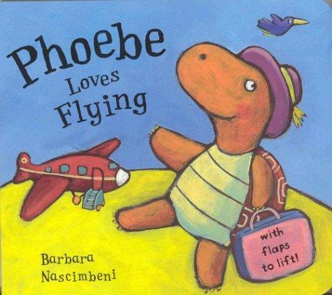Phoebe loves flying