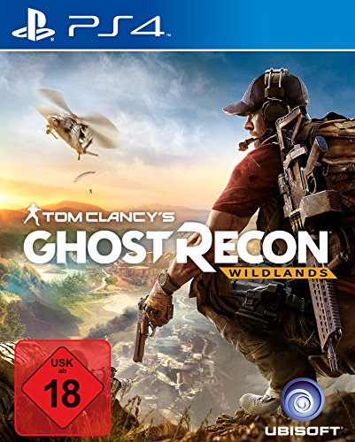 Tom Clancy's: Ghost Recon Wildlands - [PlayStation 4]