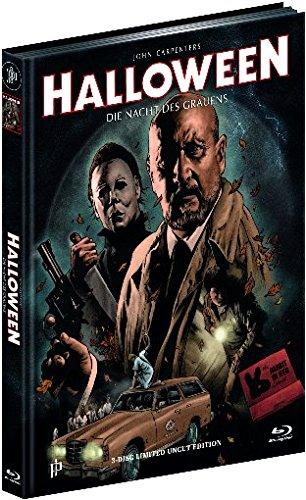 cht des Grauens - Mediabook auf Blu-ray und DVD + CD-Soundtrack (+ Bonusfilm