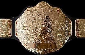 WWE Wrestling - Catch - Réplique Originale - Ceinture Champion du Monde de Catch Poids Lourds