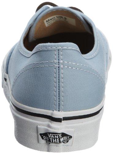 Vans brushed Blau CA powder Vans Authentic blue twill CA Authentic brushed twill rZx6q0r4
